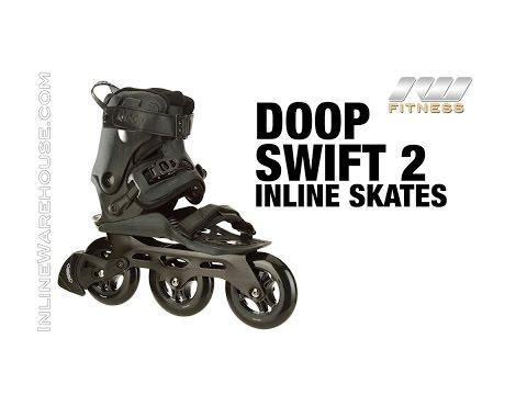 Doop Swift 2 Adjustable Inline Skates Review