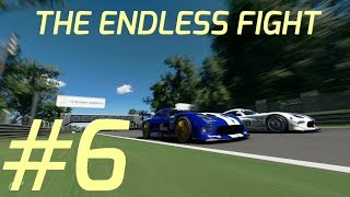 GT Sport - The Endless Fight #6 | Monza GP