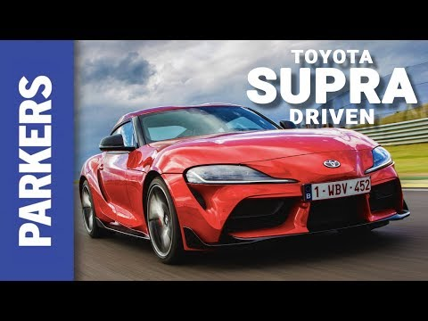Toyota GR Supra Coupe Review Video