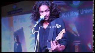 Ek Villan (Awari) live at Dr kn modi university - unknownartist