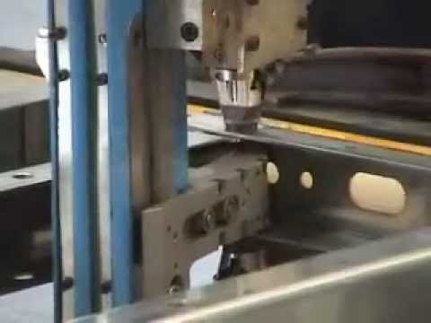 Manual E Frame riveting