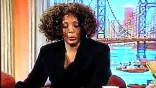 Donna Summer - On The Rosie O'Donnell Show ( Con Te Partiro / I Will Go With You )