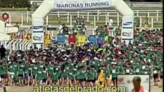 preview picture of video 'Maroñas running 2009 1era parte'