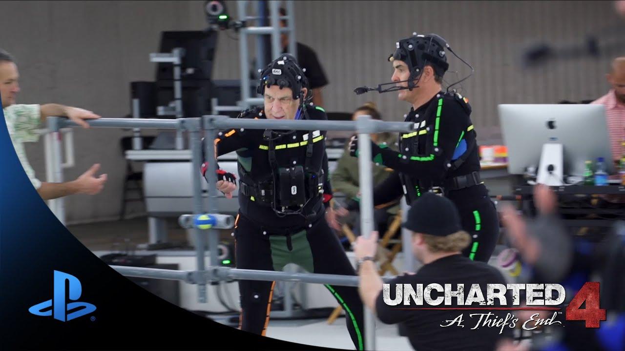 Assista Agora ao Primeiro Episódio de The Making of Uncharted 4
