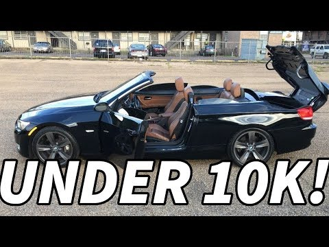 Top 5 Fun Convertible Cars Under 10k
