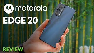 PROBAMOS el Motorola Edge 20: el flagship más BALANCEADO en México