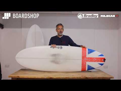 Bradley Mr Bean Surfboard Review
