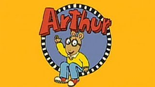 Arthur Opening Theme Song - sing along (lyrics)