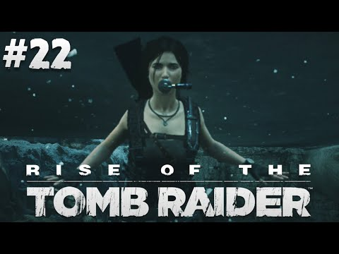 [GEJMR] Rise of the Tomb Raider - EP 22 - Jacob je ....
