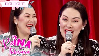 Ruffa wants to experience being a street sweeper   It's Showtime Reina Ng Tahanan