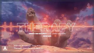 Armin Van Buuren Feat. James Newman   Therapy (Standerwick Remix) HD