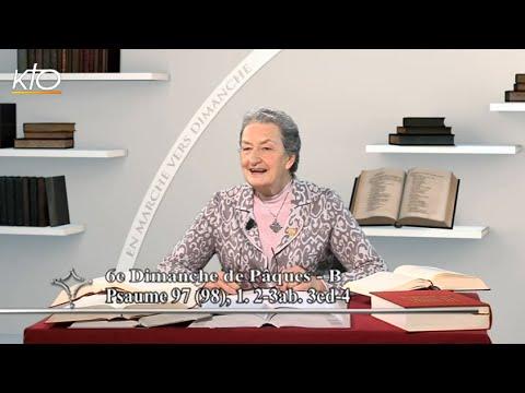 6e dimanche de Pâques B - Psaume