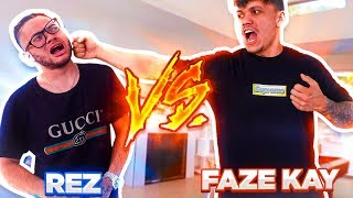 FaZe KAY AND MINDOFREZ FIGHT IN FRONT OF THEIR BROTHER JARVIS AND KAYLEN PRANK!! **GONE WRONG!**
