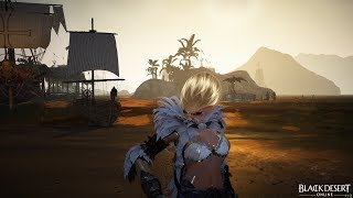 Black Desert Online Sorceress Vs Ninja 4 - Самые лучшие видео