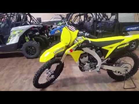 2017 Suzuki RM-Z450 in Murrieta, California