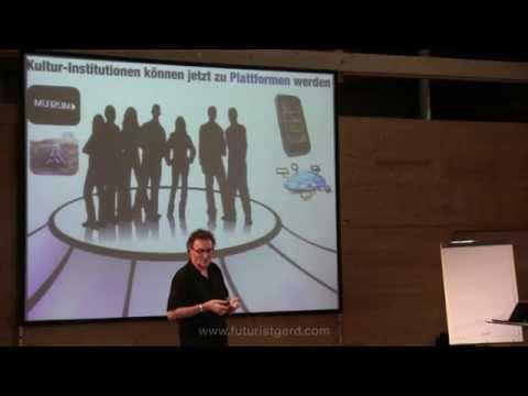 Kulturangebote als Plattformen (Zukunft von Bibliotheken, Museen etc.)