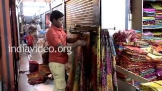 Textile Market in Surat, Gujarat