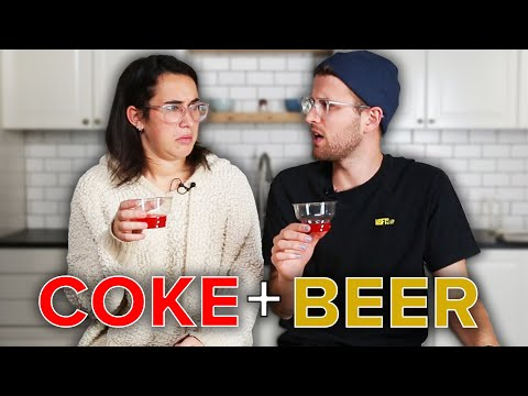 People Try Bizarre Drink Combinations