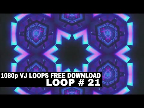Retro Glitch Vj Loops Or Background 3 in 1   Motion Graphics