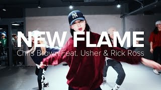 New Flame - Chris Brown feat. Usher & Rick Ross / Sori Na Choreography