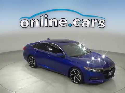 Pre-Owned 2018 Honda Accord Sport