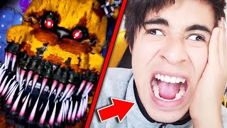 ¡RAPTOR SE PIERDE EN LA PIZZERIA! 😰😰 FIVE NIGTHS AT FREDDY REBOOT Ep2