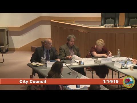 City Council 1.14.19