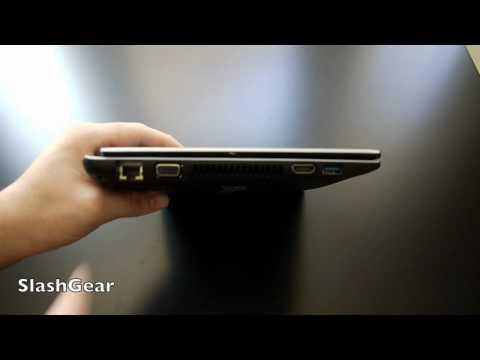 Acer Aspire V5 11.6 Laptop Hands on