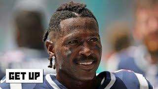 NFL Week 2 recap: Antonio Brown's Pats debut, Big Ben injured, Eli Manning or Daniel Jones? | Get Up