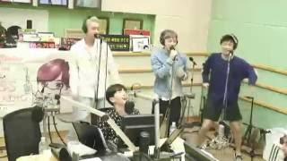 2PM К-РОР, 2PM YOUNG BOYS WOOYOUNG, JUNHO, CHANSUNG COVER ELVIS PRESLEY'S HOUND DOG