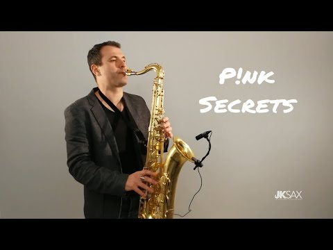 Pnk Secrets Jk Sax Cover