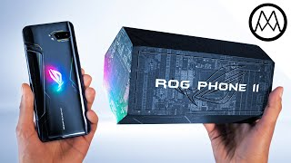 Asus ROG Phone II UNBOXING - World's FASTEST Smartphone.