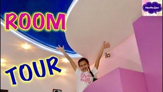 ХАУС ТУР РУМ ТУР Наша комната / Комната мечты / Room Tour / НасФи Дин