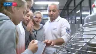 I italština prochází žaludkem - žáci ZŠ Jiřího Gutha-Jarkovského poznávali italskou gastronomii