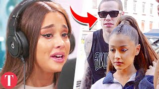 The Tragic Story Of Ariana Grandes Past Relationships
