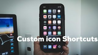 MUST HAVE Custom ICONS For Shortcuts IOS 13!