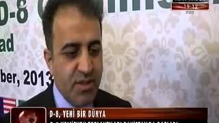 D-8 34. Komisyon Toplantısı TV5 Televizyonu Haberi