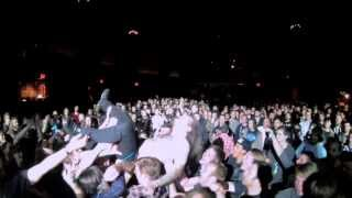 The Roadrunner Pit Cam - Kvelertak Live At Webster Hall