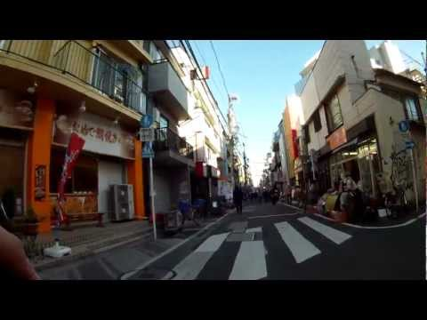 A peek at parking in Tokyo (via bicycle-mounted video)