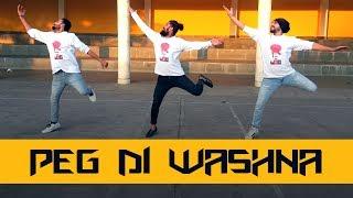 Way Of Bhangra | Peg Di Washna | Amrit Maan | Bhangra 2018