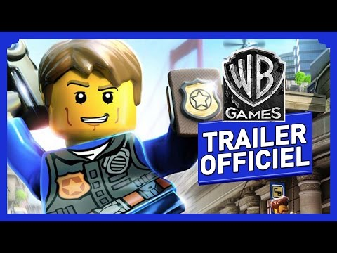 Bande-annonce LEGO City Undercover