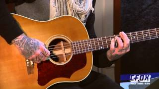 Brian Fallon - 1 - 1,000 Years (CFOX Uninvited Guest)
