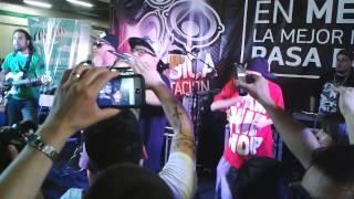 Tiro de Gracia - Bebedor (en vivo Metro de Santiago 2013)