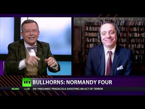 CrossTalk Bullhorns: Normandy Four