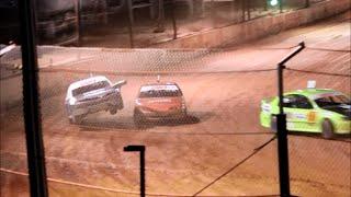 Narrogin Speedway | Aydan Trewern Gets Airborn