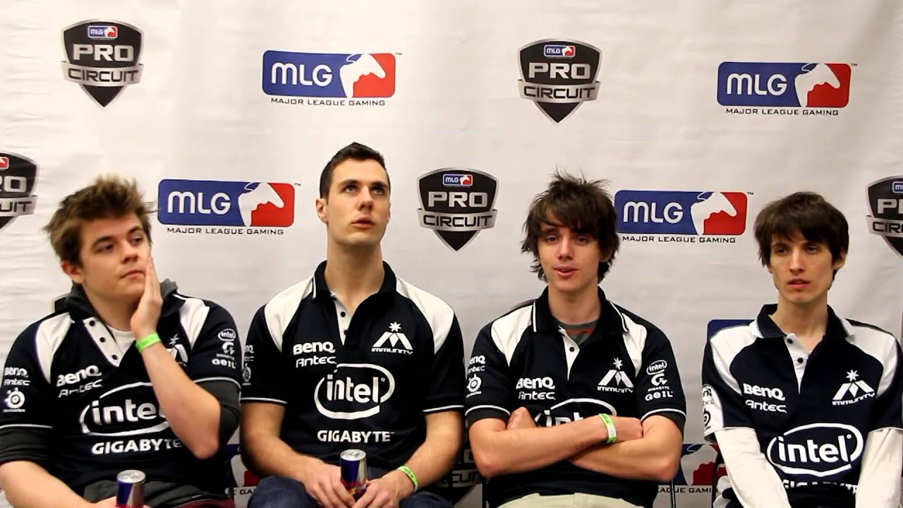Australian Halo 4 Team Tear Up The Competition At MLG