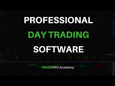 Professional Day Trading Software - Find out how to day trade with professional tools.