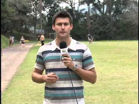 Atleta da IENH competirá nos Jogos Sulamericanos da Juventude no Peru