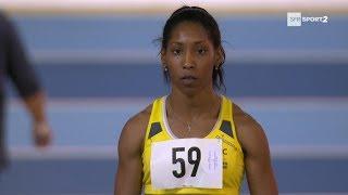 Meeting féminin du Val d'Oise 2018 : Eloyse Lesueur avec 6,52 m à la longueur
