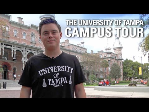 The University of Tampa - video